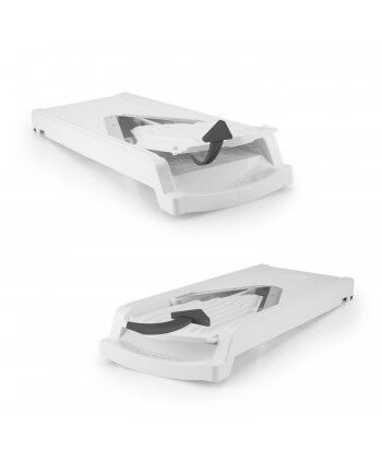 Mandoline V3 TrendLine et les 3 plaques de coupe, Simple Set